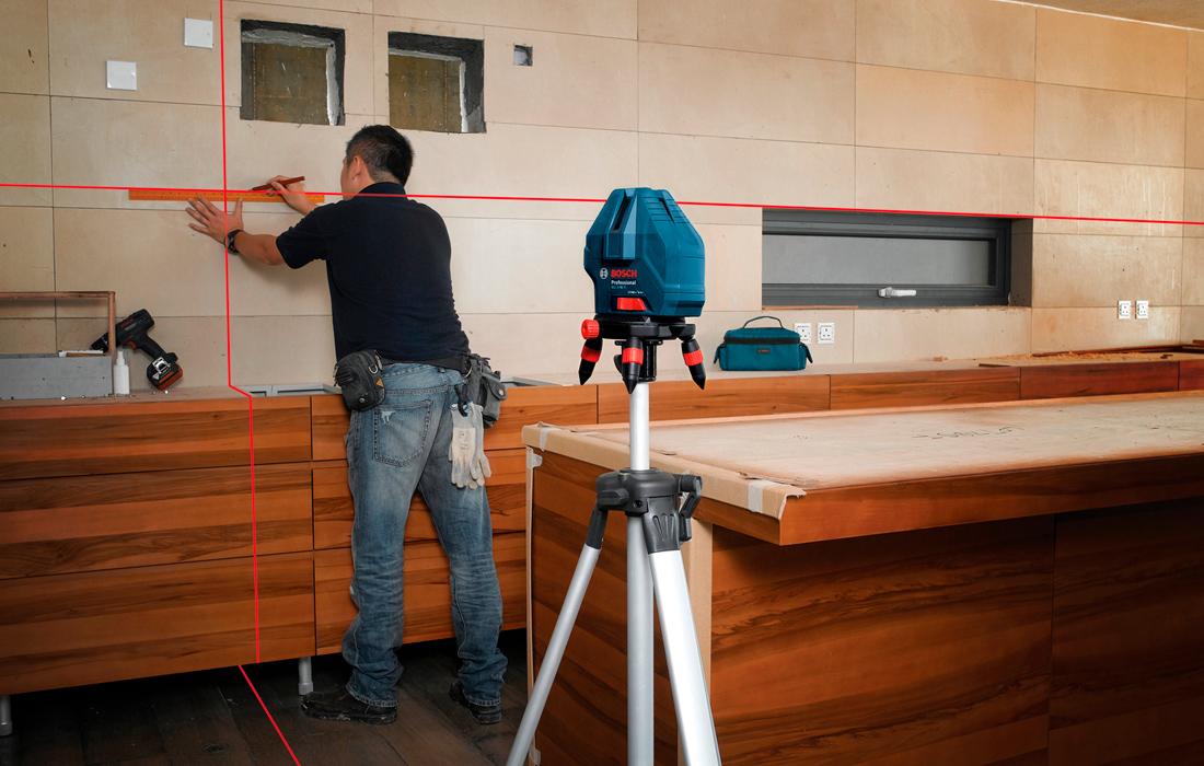 Линейный лазерный нивелир Bosch GLL 5-50X Professional