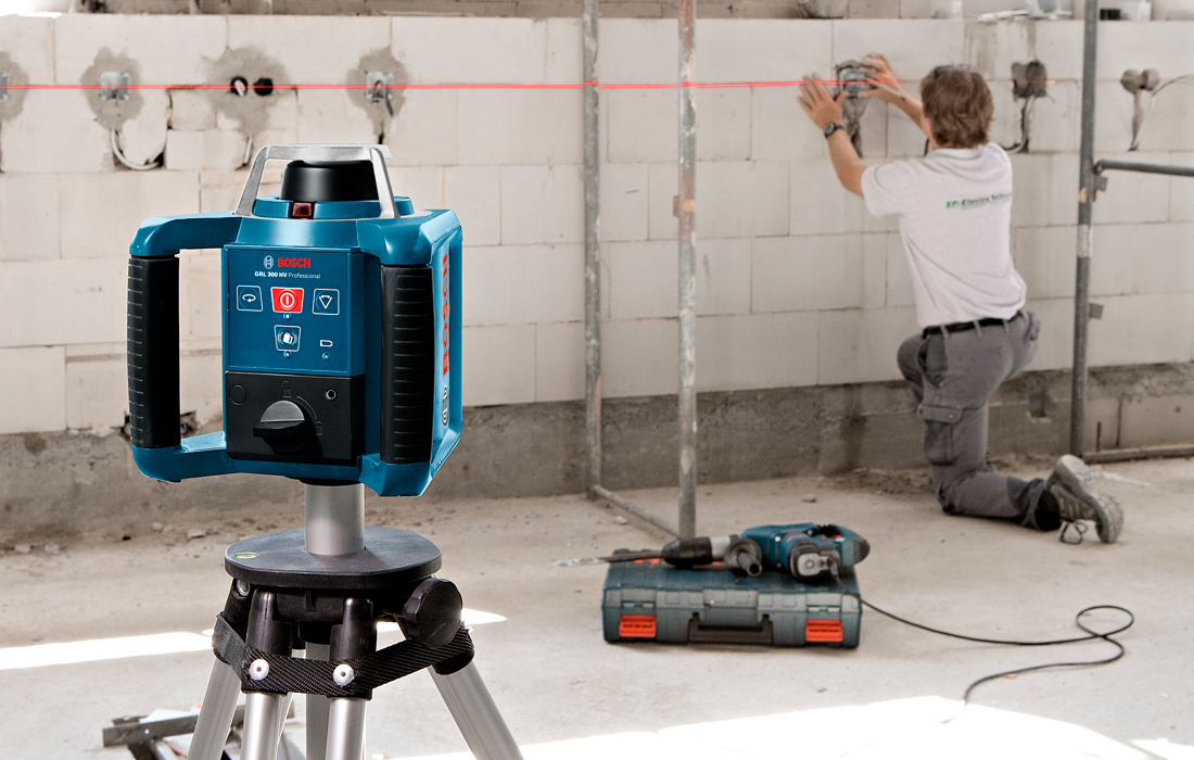 Ротационный нивелир Bosch GRL 300 HV Professional