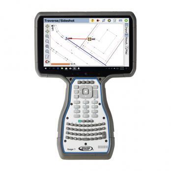 Полевой контроллер Spectra Geospatial Ranger 7