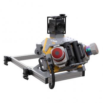 Мобильный лазерный сканер Trimble MX9