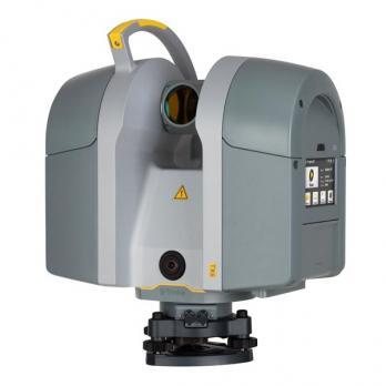 Лазерный сканер Trimble TX6