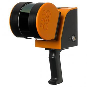 Мобильный лазерный сканер GeoSLAM ZEB-HORIZON