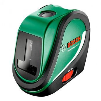 Линейный лазерный нивелир Bosch Universal Level 2