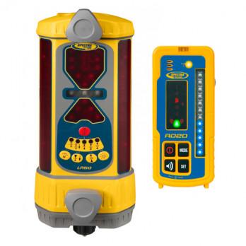 Приемник лазерного излучения Spectra Geospatial LR50W + RD20