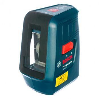 Линейный лазерный нивелир Bosch GLL 3 X Professional