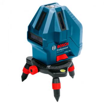 Линейный лазерный нивелир Bosch GLL 5-50X Professional + миништатив
