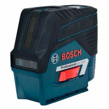 Линейный лазерный нивелир Bosch GCL 2-50 C Professional