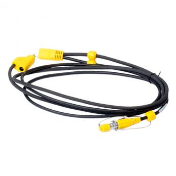 Y-кабель Lemo7(M) - USB / Jack 1.5 м